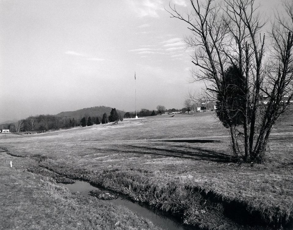 AEC Adm. Proposed Site for New Bldg. Oak Ridge