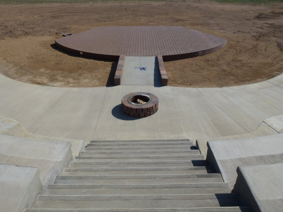 Rocky Mountain Arsenal National Wildlife Refuge's Amphitheater