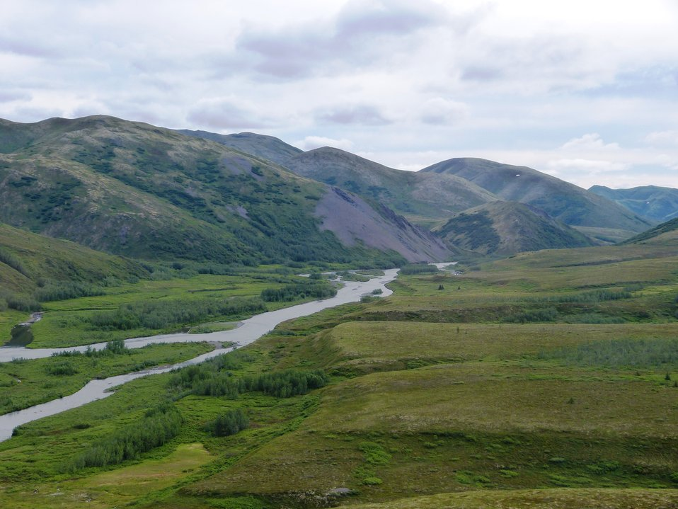 Kisaralik River
