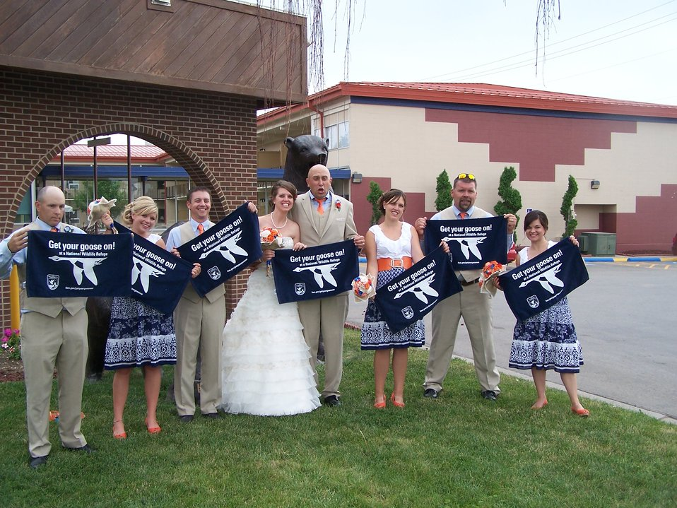 Get Your Goose On! - Holy Matrimony Style