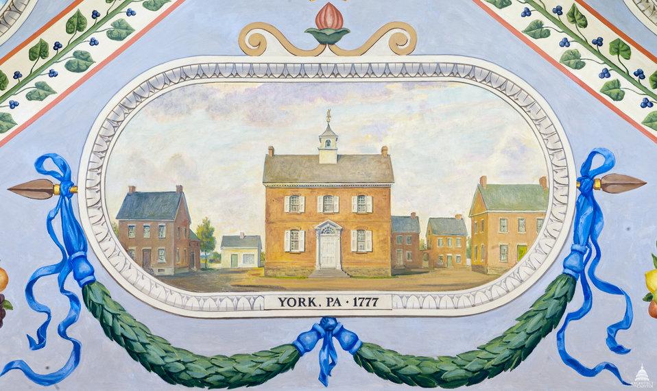York, 1777