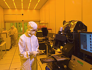 Advanced Measurement Laboratory; Nanofabrication Facility; Chip Ovens