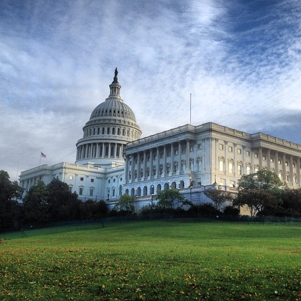 Capitol Hill weathered #sandy, resumed normal operations today.