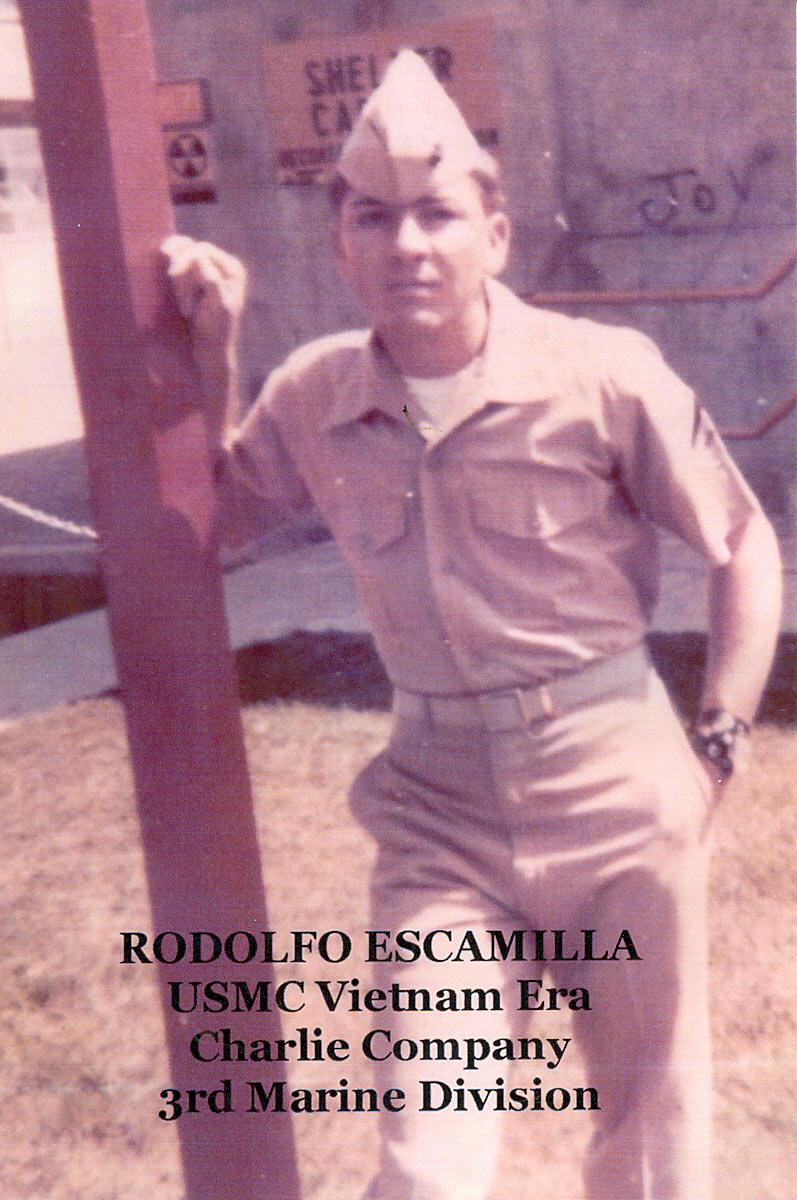 Rudy Escamilla Southwest Region