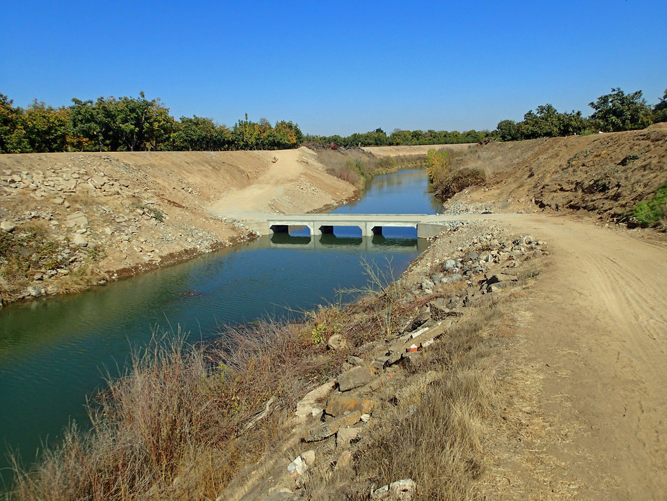 Calaveras River Fish Passage Project