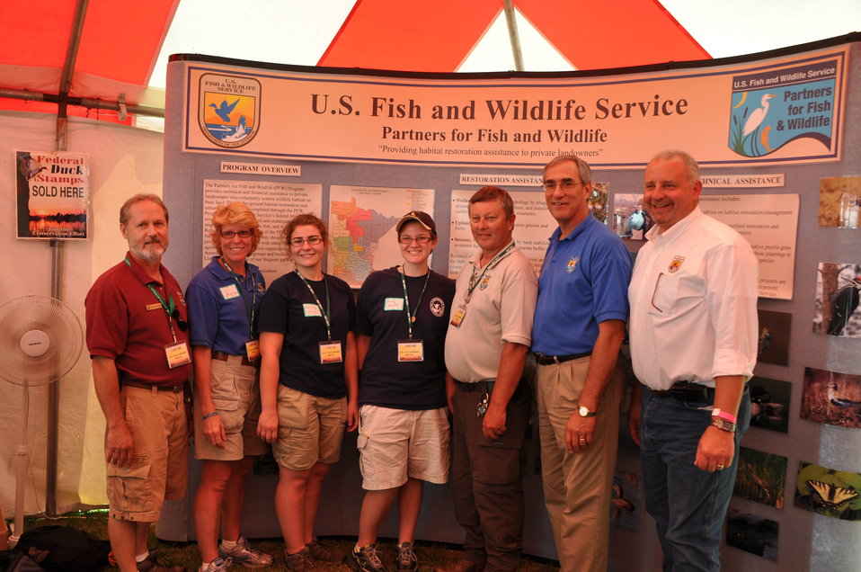 Partners for Fish and Wildlife Program.