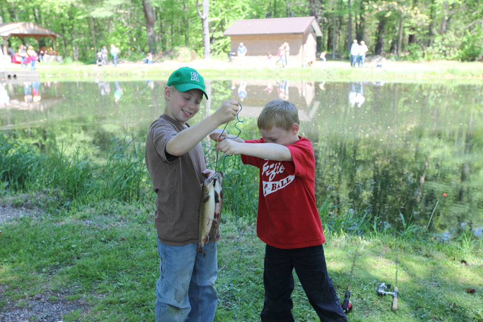 Youth Fishing Derby 2012