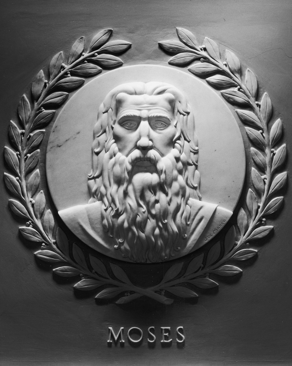 Moses (C. 1350-1250 B.C.)