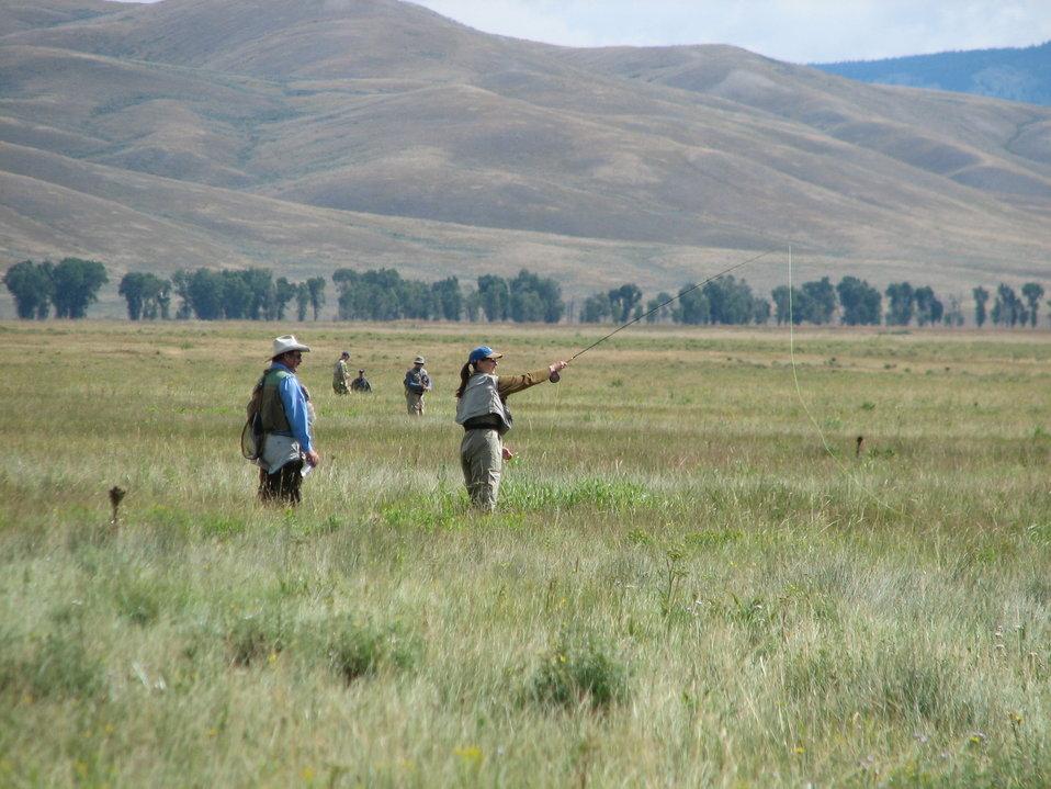 Flat Creek Anglers