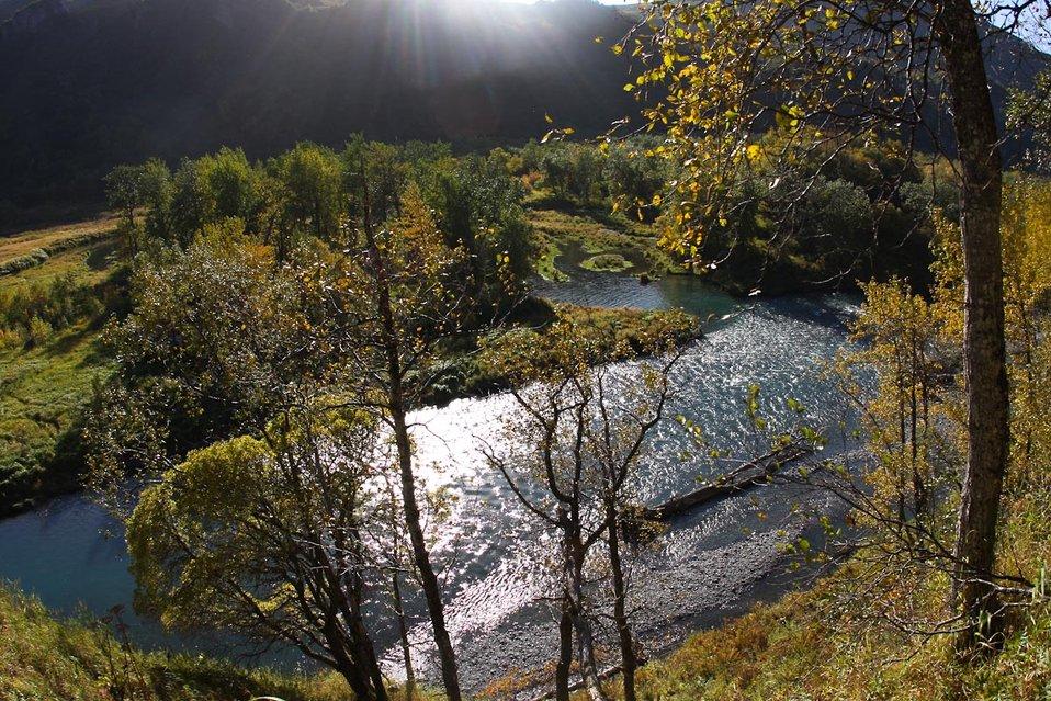 Uganik River