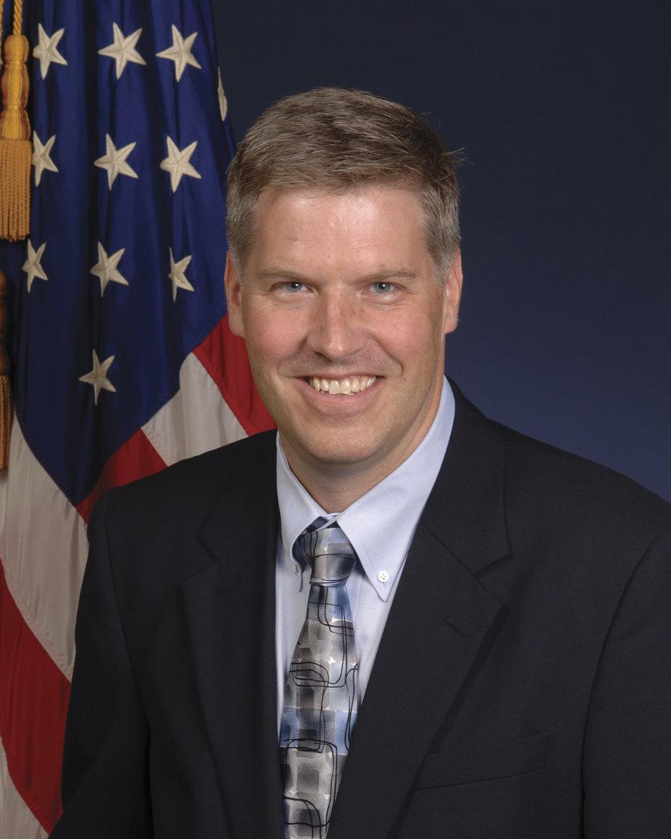NIST Director Patrick Gallagher