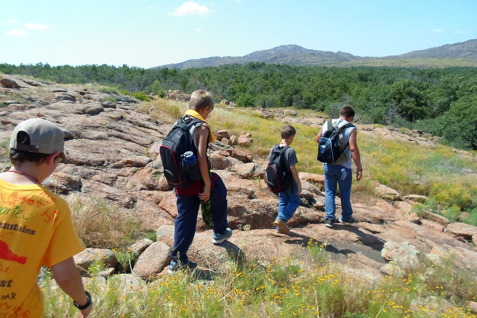 Wichita Mountains Nature Quest 2, 2012