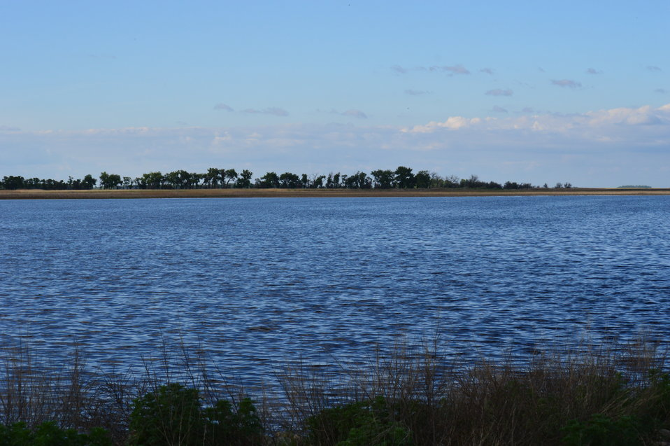 View of Sand Lake