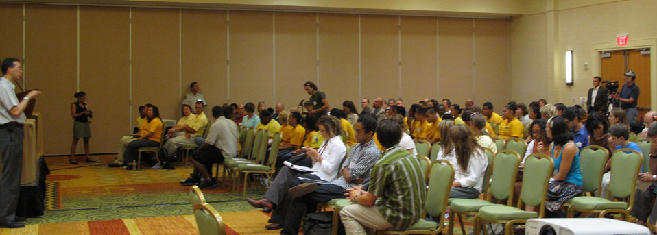 America's Outdoor Initiative Youth Conference