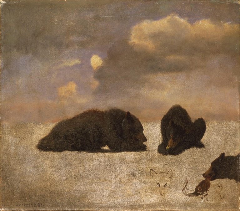 Albert Bierstadt - Grizzly Bears.jpg