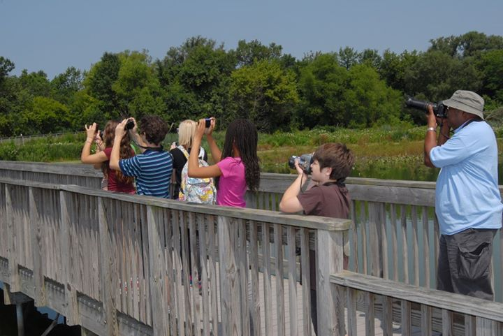 Photo of the Week - Photography at John Heinz National Wildlife Refuge (NJ)