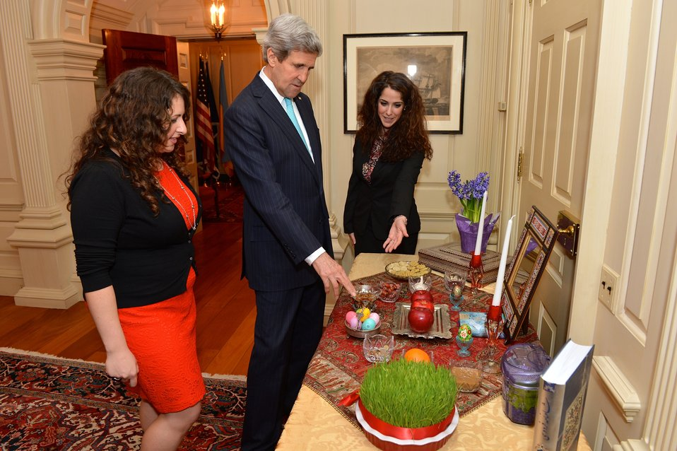 Secretary Kerry Celebrates Nowruz