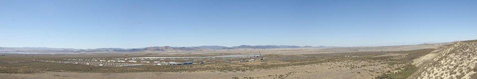California Valley Solar Ranch, Carrizo Plain