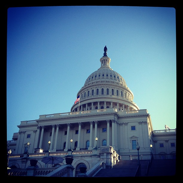 Good monday morning from the U.S. Capitol.