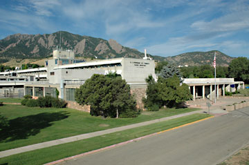 NIST Boulder Building