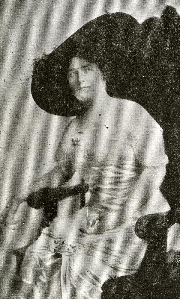 Belle Kinney Scholz (1890-1959) - Women Artists