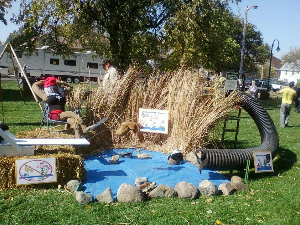 2011 Scarecrow Contest Huron, SD