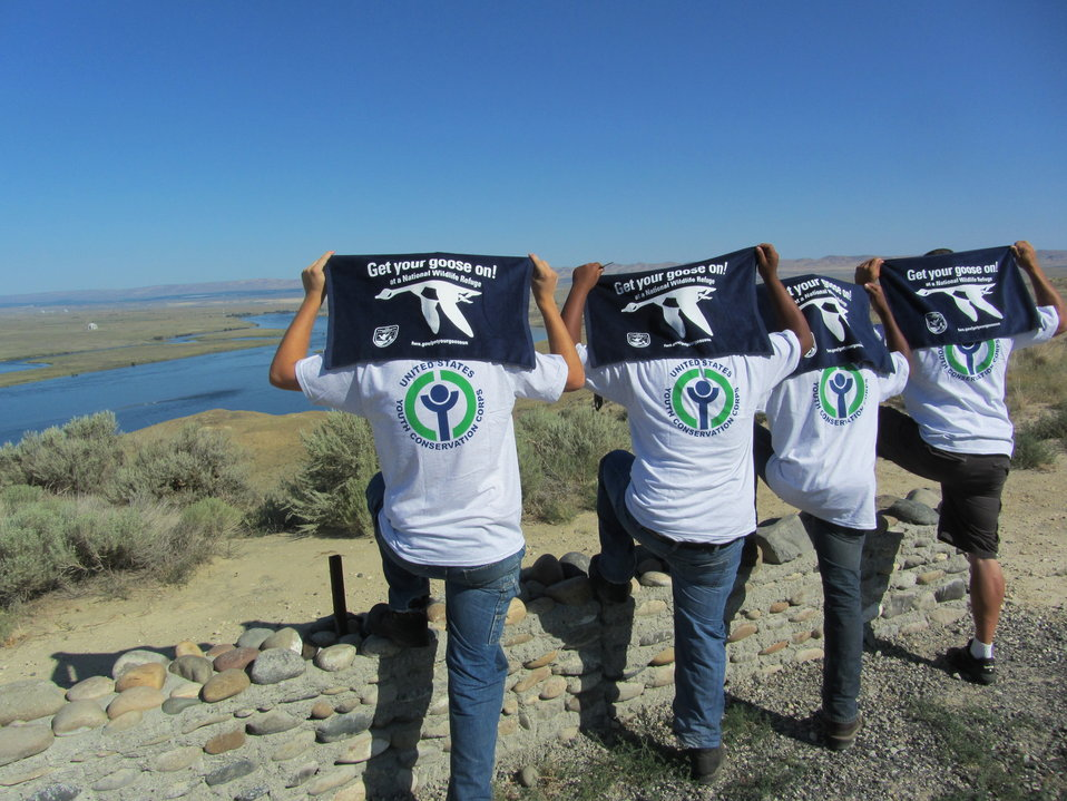 Get Your Goose On! - Columbia River Style