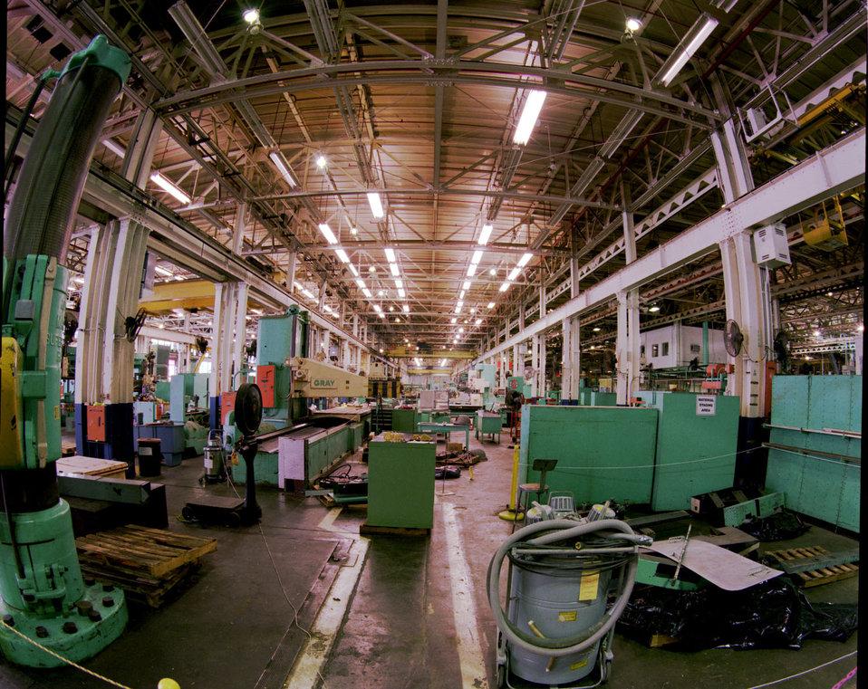ETTP Reindustrialization Oak Ridge