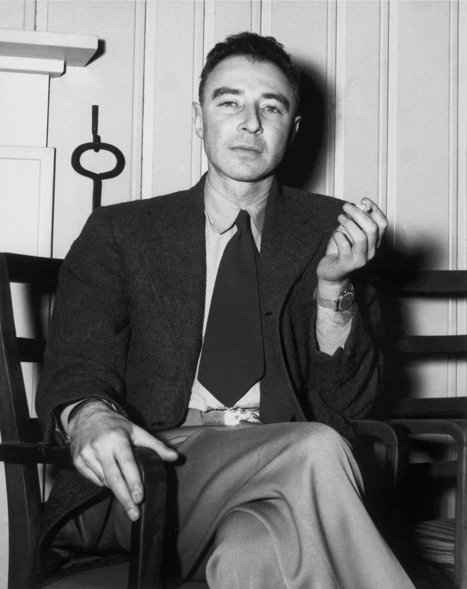 J. Robert Oppenheimer Oak Ridge