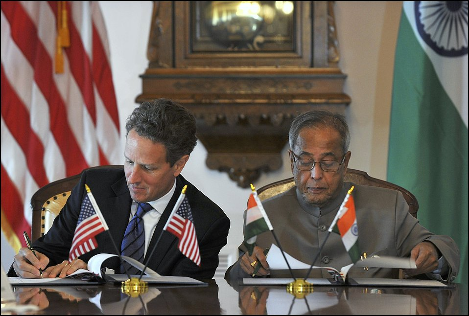 2011 U.S.-India Partnership