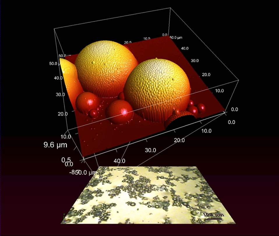 Fossilized Liquid Assembly, Nanomaterials Research Tool