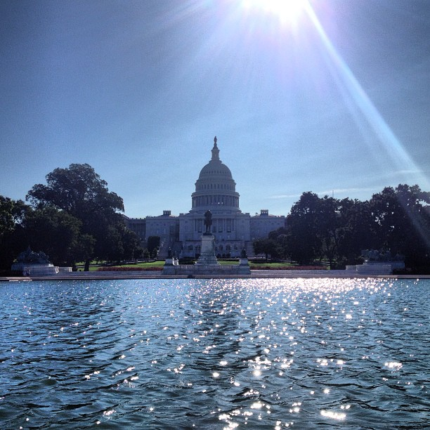 Capitol Reflecting Pool