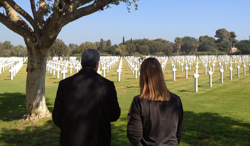 Deputy Secretary Higginbottom Visits the North Africa American Cemetery