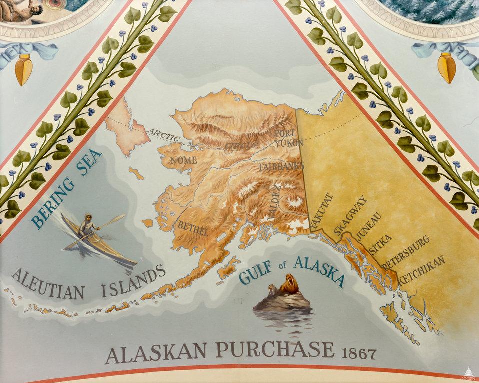 Alaskan Purchase, 1867