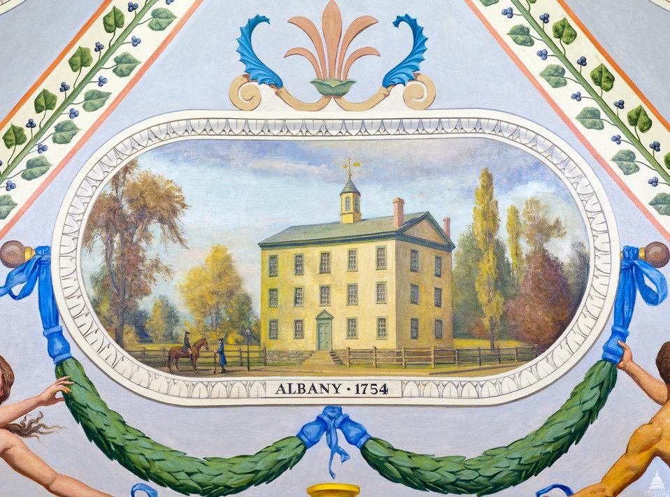 Albany, 1754