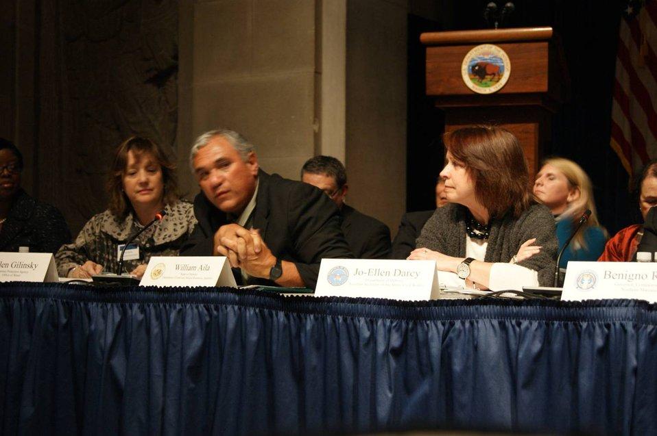Coral Reef Task Force - Winter Meeting 2012