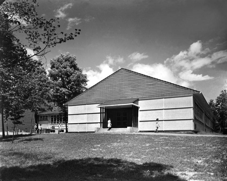 Cedar Hill Elementary School Oak Ridge 1944