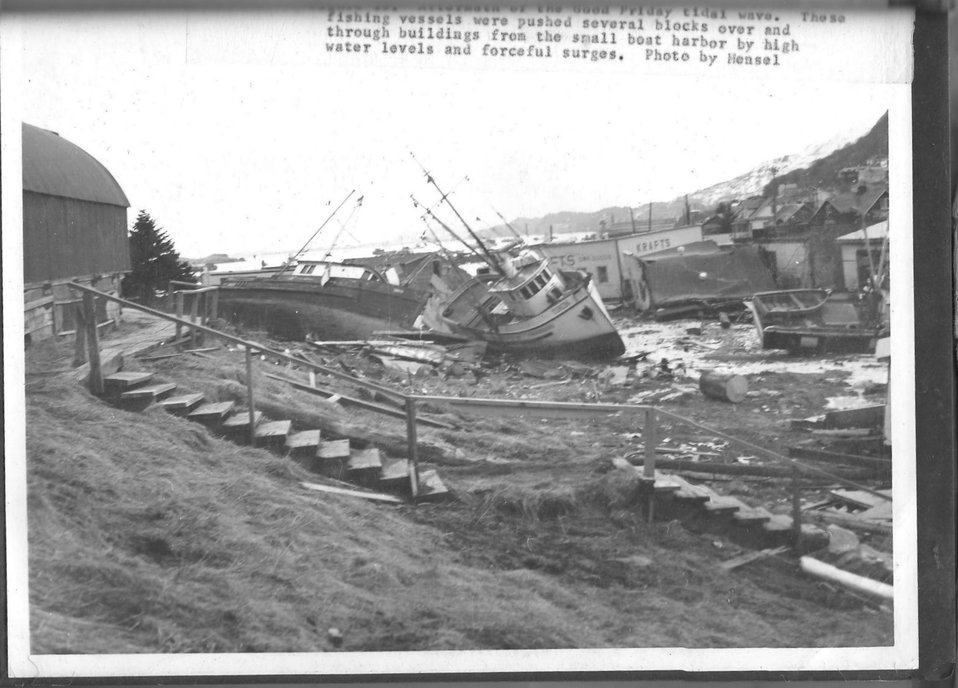 (1964) Good Friday Tsunami
