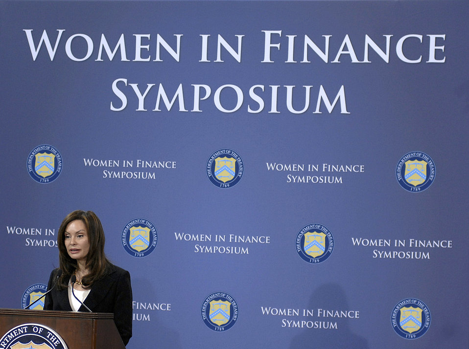 Women in Finance Symposium, 03/29/2010