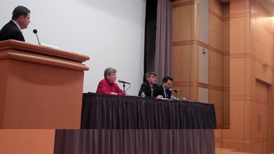 Assistant Secretary Hammer Moderates a Panel Featuring Acting Under Secretary Gottemoeller, Assistant Secretary Countryman, and Assistant Secretary Shapiro