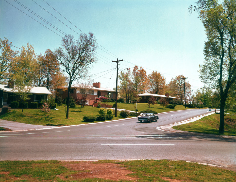 Oak Ridge Residential Area