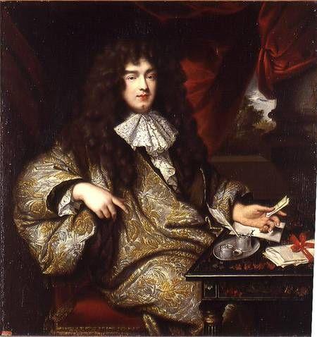 Marc Nattier d'après Claude Lefèbvre, Jean-Baptiste Colbert, marquis de Seignelay (1676).jpg