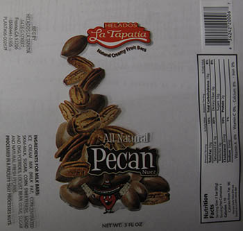 RECALLED – Ice cream products