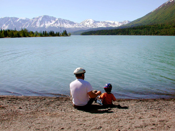 Father's Day at Kenai