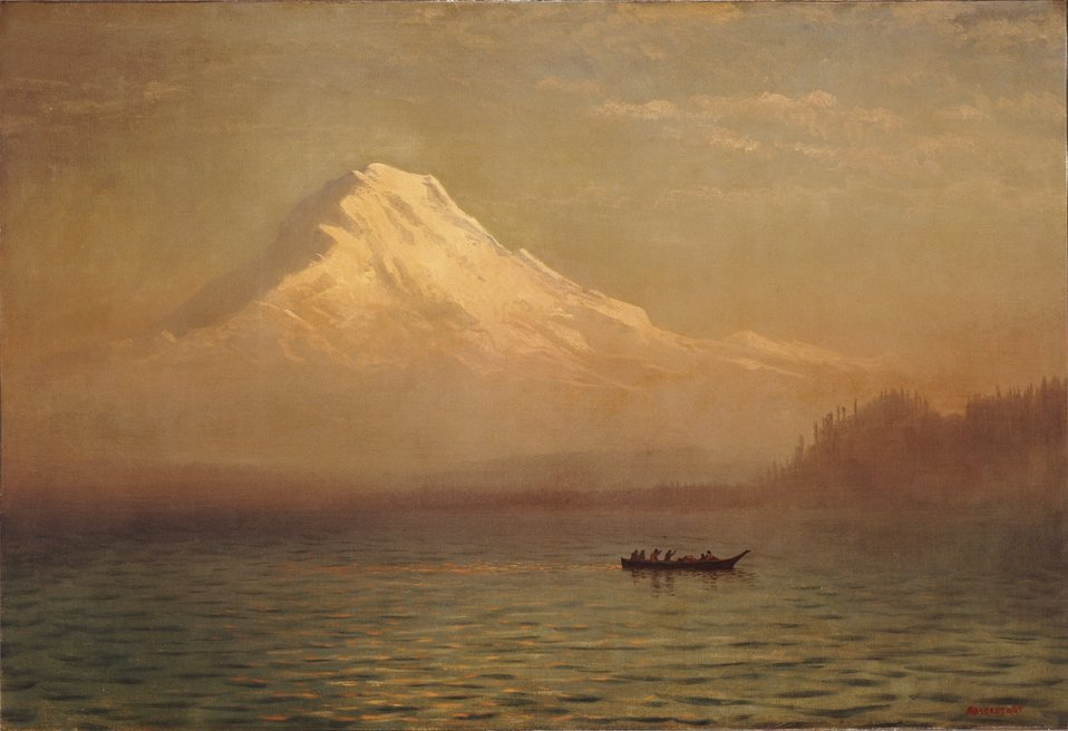 Albert Bierstadt - Sunrise on Mount Tacoma.jpg
