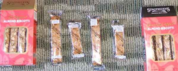 RECALLED – Biscotti
