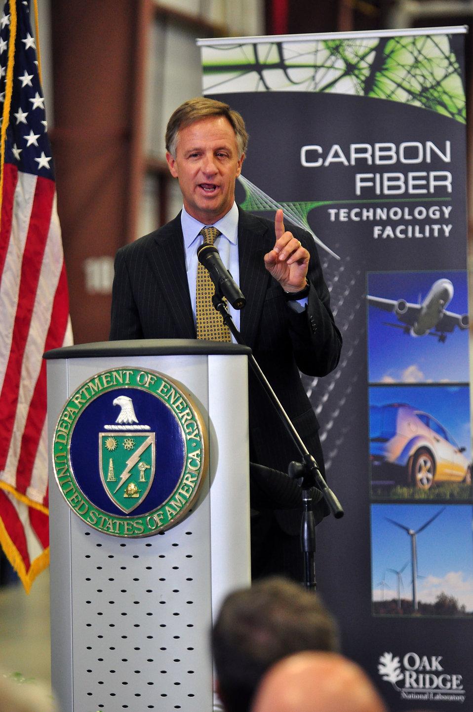 Carbon Fiber Technology Facilty Open House Oak Ridge Tennessee