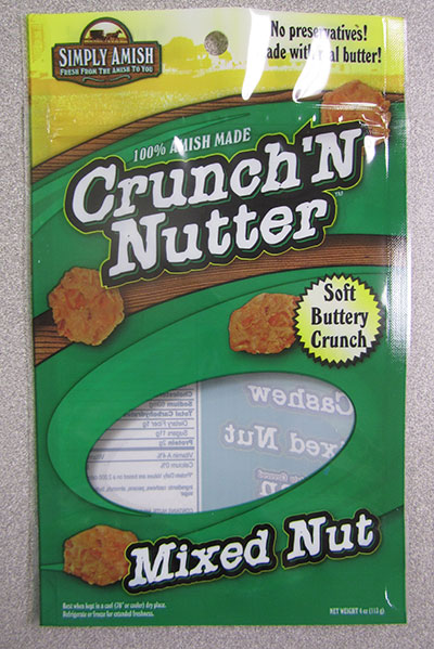 RECALLED – Crunch'N Nutter Mixed Nut