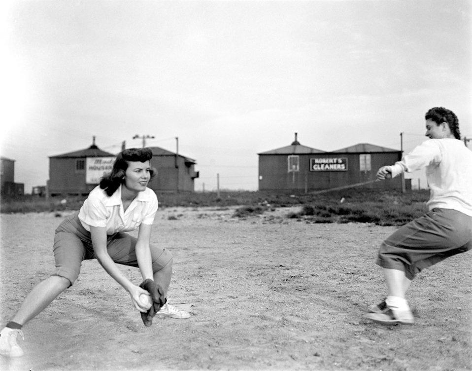 Softball Oak Ridge 1947