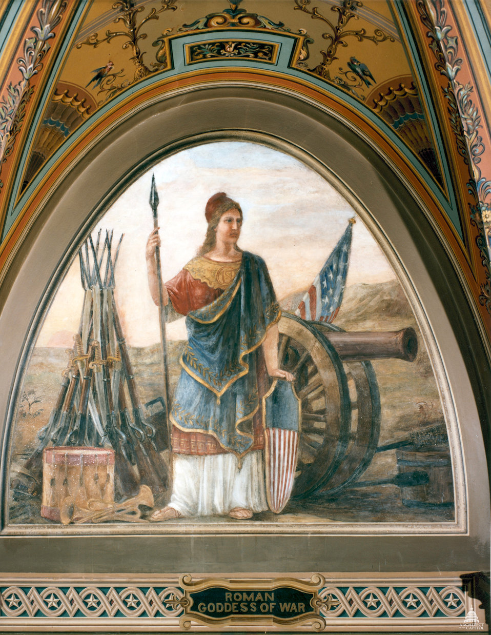 Bellona, Roman Goddess of War